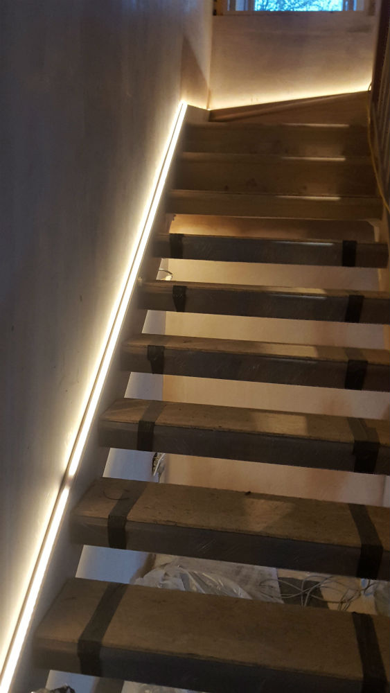 Charlie The Joiner - Joiner and carpenter Harrogate Leeds - bespoke modern staircase