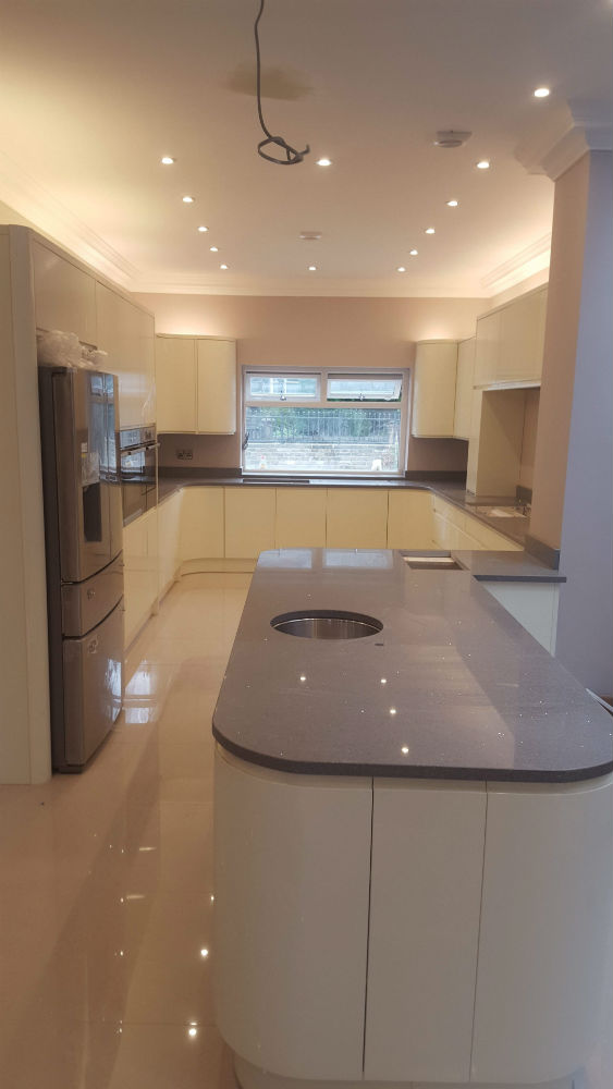 Charlie The Joiner - Joiner and carpenter Harrogate Leeds - luxury modern kitchen