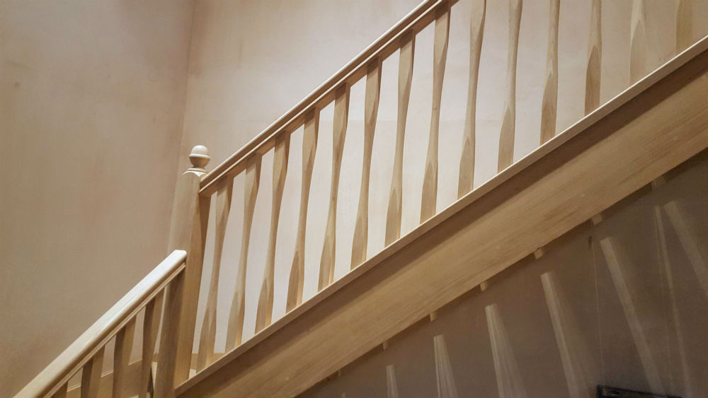 Charlie the Joiner - Luxury staircase spindles Harrogate
